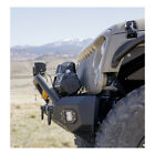 Aries 2081255 Trailchaser Front Bumper Center Brush Guard For 7-16 Jeep Wrangler
