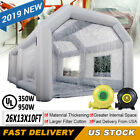 Inflatable Car Spray Paint Tent Portable Auto Paint Booth Job Tent Party Depot
