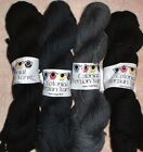 Colonial 3ply Persian Wool Yarn Needlepoint Crewel 1220 Black Charcoal Family