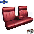 1969 Cadillac Deville Front Seat Covers Upholstery Convertible Pui New