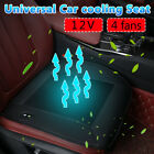 48 Fan Cooling 12v Car Seat Cushion Cover Air Ventilated Fan Cooler Pad Summer
