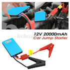 9980020000mah 12v Car Jump Starter Usb Power Bank Battery Booster Clamp Charger