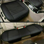 Universal Car Front Rear Back Seat Cover Protector Pu Leather Pad Chair Cushion