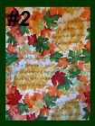 Fabric Seasonal Holiday Halloween Thanksgiving Christmas Sew Material Tote Bty