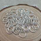 Wholesale Open Jump Rings Connectors Beads 456781012mm For Jewelry Diy