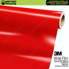 3m 1080 G13 Gloss Hot Rod Red Vinyl Vehicle Car Wrap Trim Decal Film Sheet Roll