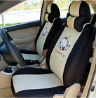 New Hot Sell Cute 12 Pcs Hello Kitty Universal Car Seat Covers