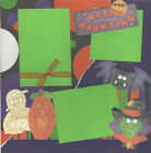 U Choose Assorted 2 Page Premade Scrapbook Layouts 12x12 Easter Fall Patriot