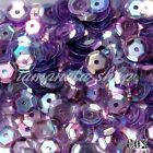 2000 Pcs Oval Round Cup Sequins Paillettes Loose Ab 6mm Diy For Wedding Craft