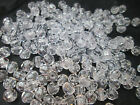 1000 - 6mm Plastic Round Faceted Made In Usa Beads - Color Choice