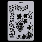 Diy Craft Layering Stencils Template For Wall Painting Scrapbooking Stamp Album