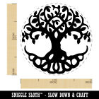 Tree Of Life Rubber Stamp For Stamping Crafting Planners