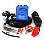 Turbosmart Usa Dual Stage V2 Boost Controller Blue Ts-0105-1101