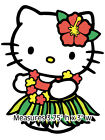 Hello Kitty My Melody Large Vinyl Decals - 9 Designs To Choose From