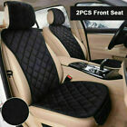 Us Auto Car Seat Cover Full Set Car Interior Protector Fit For 5 Seat Car Trunk