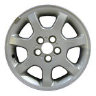 Oem Recon 15x6 Alloy Wheel Sparkle Silver Painted With Machined Face 560-2181