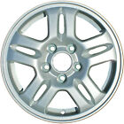 Oem Recon 15x6 Alloy Wheel Sparkle Silver Textured Full Face Painted 560-63842