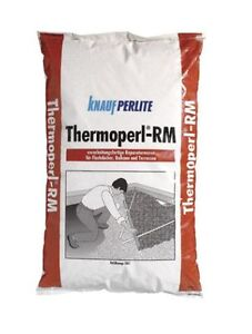 0 33 l knauf perlite thermoperl rm flachdach. Black Bedroom Furniture Sets. Home Design Ideas