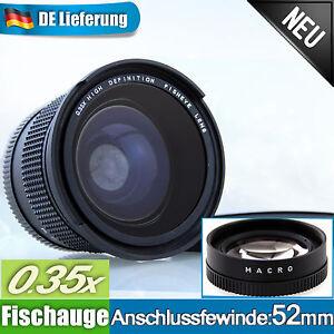 0-35x-Fischauge-Fisheye-fuer-Nikon-D7000-D3000-D700-D60-D50-D40-52mm-Objktiv