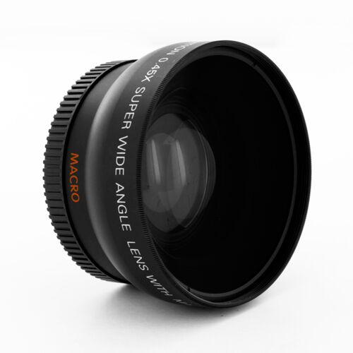 0.45x .45X 40.5MM Wide Angle Lens with Macro for Nikon 1 J1 V1 camera DSLR,NEW in Cameras & Photo, Lenses & Filters, Lenses | eBay