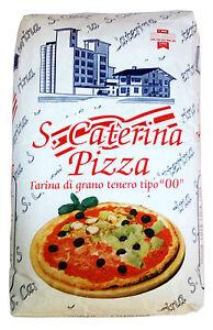 0-99-kg-Pizzamehl-10-KG-S-Caterina-Weizenmehl-Typ-00-aus-Italien