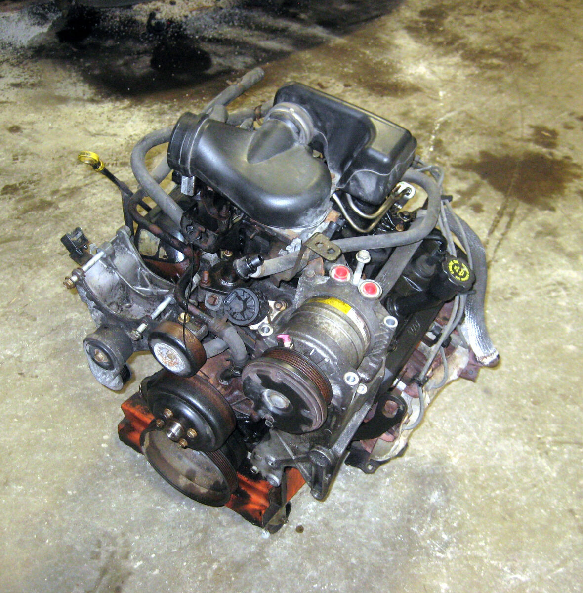 00 2000 Chevy Silverado GMC Sierra Astro Blazer S10 4 3 V6 Engine 197K w Video