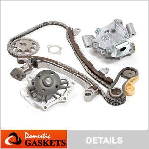 Scion Tc 9 0 >> 02 11 Toyota Camry Solara RAV4 Scion 2 4L Timing Chain ...