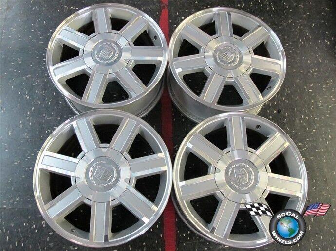 Escalade Factory 18 Wheels Rims 5303 9595459 Tahoe Silverado