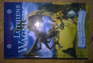 034-Luthiens-Wagnis-034-von-R-A-Salvatore-Fantasy-Buch-Luthien-Trilogie