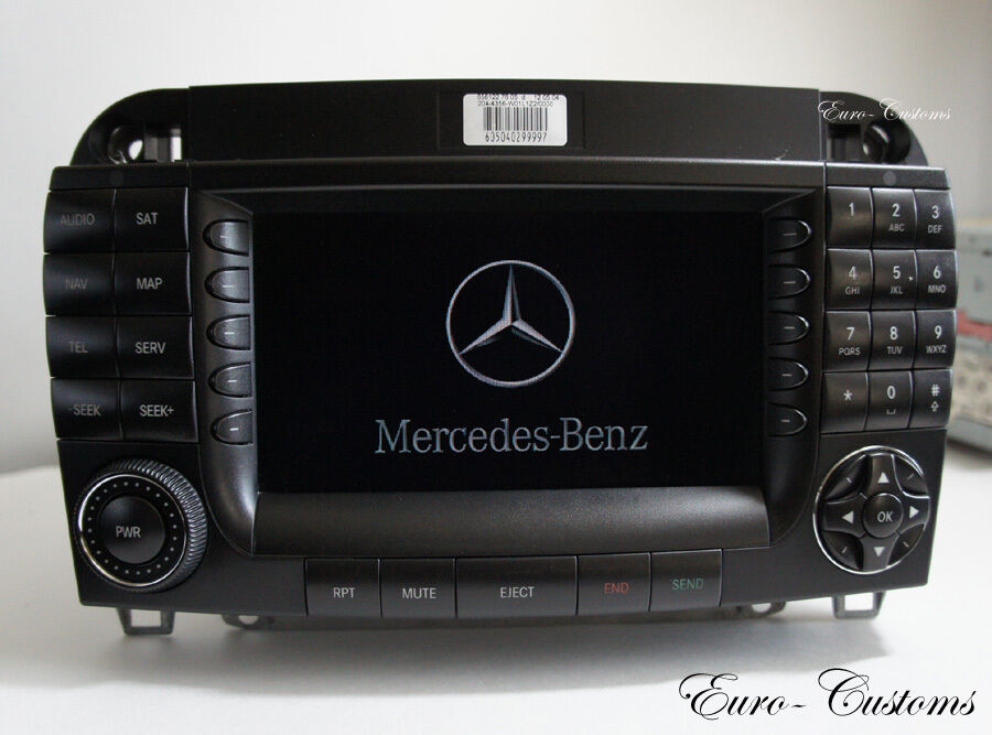 04 05 06 mercedes w220 s350 s430 s500 s55 s65 amg mp3 for 2006 mercedes benz s55 amg for sale