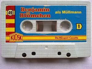 049 Benjamin Blümchen als Müllmann 49 Die Hörspiel-Cassette - Wilhelmshaven, Deutschland - 049 Benjamin Blümchen als Müllmann 49 Die Hörspiel-Cassette - Wilhelmshaven, Deutschland