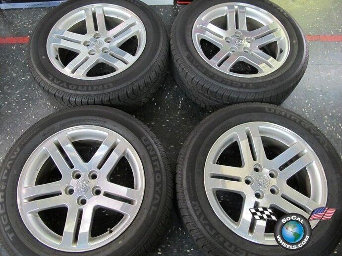 Dodge Charger Factory 18 Wheels Tires Rims Magnum Chrysler 300