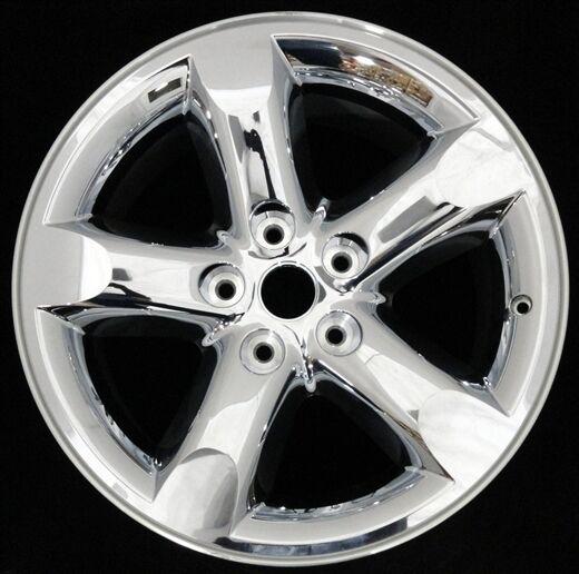 Dodge RAM 1500 20 Chrome Clad Take Off Wheel Factory Rim 2267