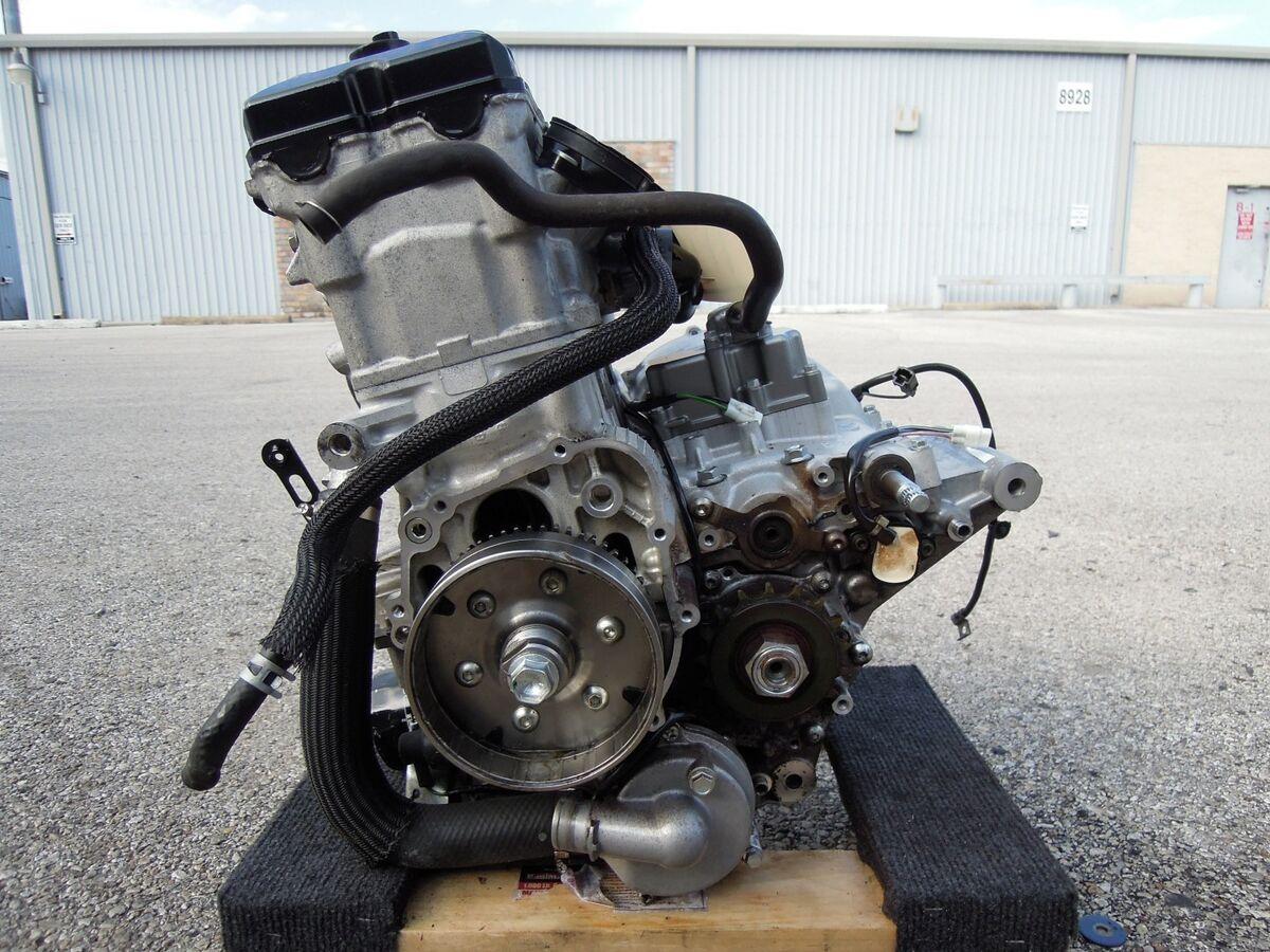 06 07 2006 2007 Suzuki GSXR 750 GSXR750 Gixxer Engine Motor 1110 Video