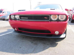 08 12 Dodge Challenger 392 6 4l Front Lip Lower Chin