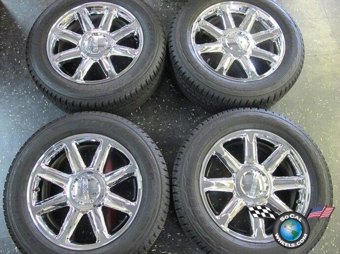 GMC Yukon Denali Sierra 1500 Factory 20 Wheels Tires Rims 5304