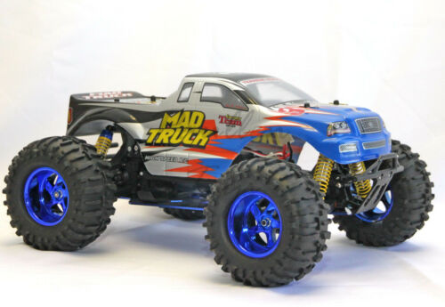 1/10 4x4 RC 4WD Monster Mad Truck w/ ESC Speedy Offroad RTR in Toys & Hobbies, Radio Control & Control Line, Radio Control Vehicles | eBay