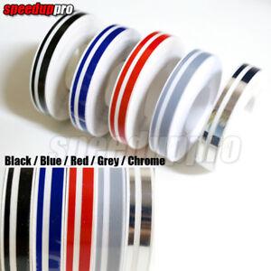 3m Pinstripe Tape Color Chart Car Interior Design