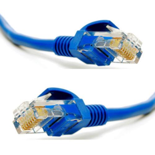 1 25m internetkabel patchkabel lan kabel netzwerkkabel dsl kabel rj45 cat6 ebay. Black Bedroom Furniture Sets. Home Design Ideas