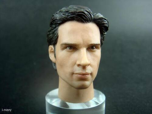 1/6 HOT ACTION FIGURE HEADPLAY HEAD SCULPT TOYS TOM WELLING SUPERMAN SMALLVILLE in Toys & Hobbies, Action Figures, TV, Movie & Video Games | eBay