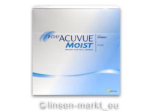 1-Day-Acuvue-Moist-moderne-Premium-Tageslinsen-1x90-Neu-OVP
