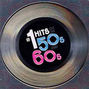 #1 Hits of the 50s and 60s [Madacy] by V...