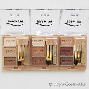 Milani Makeup on Milani Brow Fix Eye Brow Powder Kit  Pick Your 1 Color   Joy S