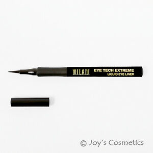 Milani Cosmetics on Milani Eye Tech Extreme Liquid Eye Liner  Mte 01 Black  Joy S