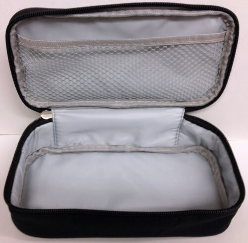 1 NEW Nylon Zippered Travel Case, Small, with mesh compartment in Travel, Travel Accessories, Other | eBay