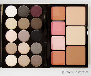 1 nyx makeup set s122 butt naked eyes makeup palette. Black Bedroom Furniture Sets. Home Design Ideas