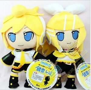 1-Pair-New-Miku-Hatsune-Vocaloid-Len-12-Plush-Doll-Toy