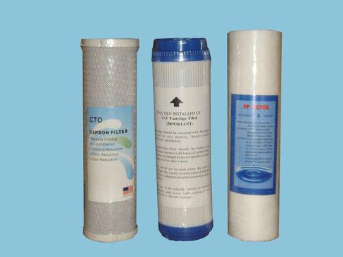 1 Set 10 Reverse Osmosis Pond Water Filters Ebay