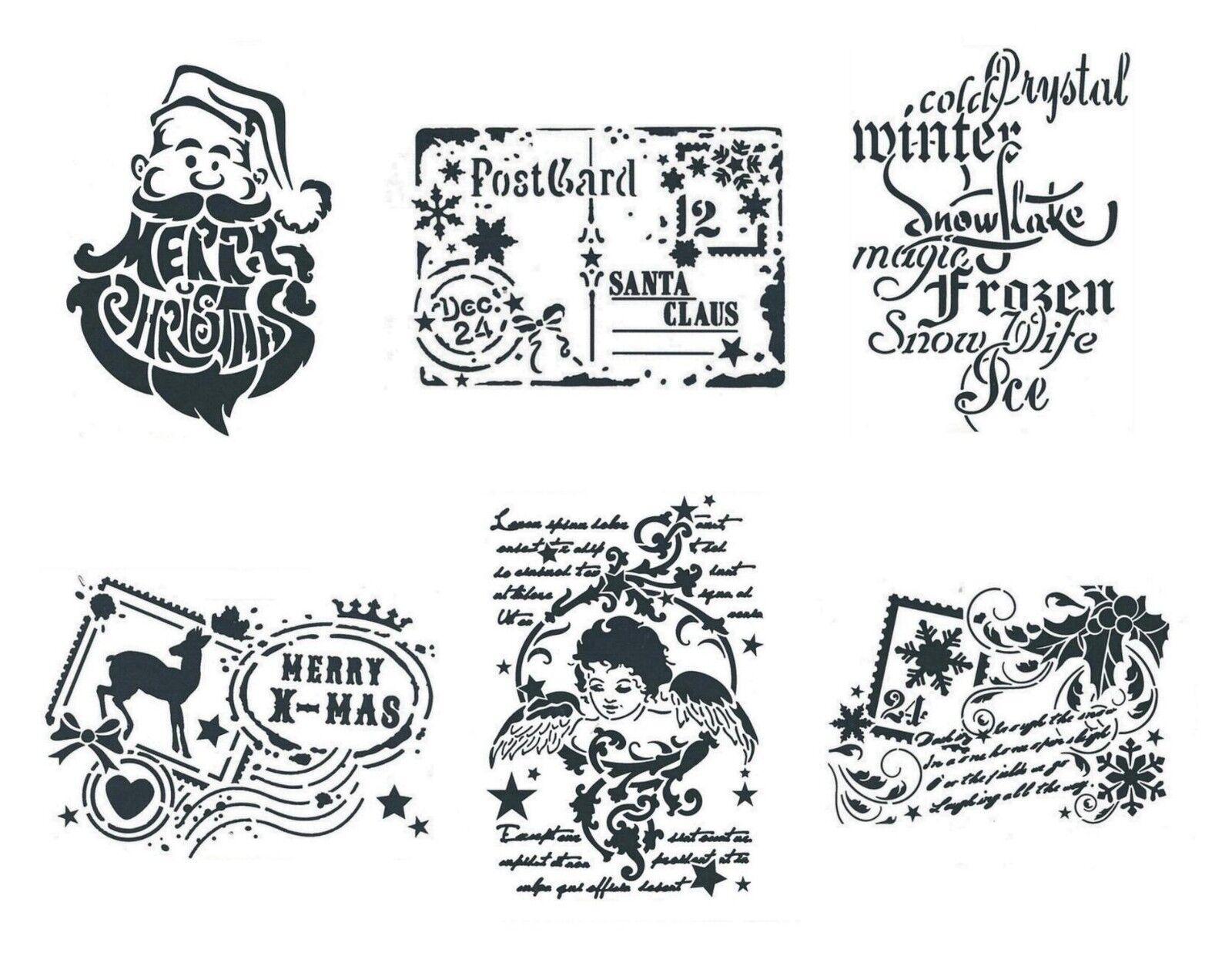 a4 a5 schablone heike sch fer fashion textil stencil. Black Bedroom Furniture Sets. Home Design Ideas