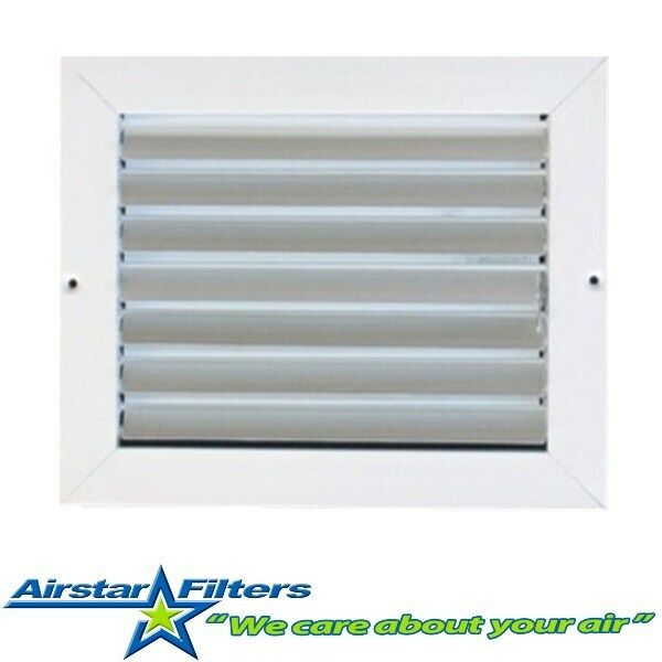 1 Way Ceiling Wall Supply Grille Air Conditioning